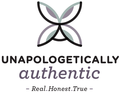 UNAPOLOGETICALLY authentic Logo