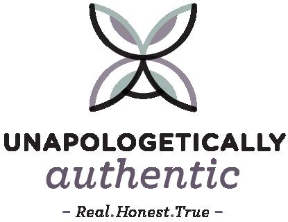 UNAPOLOGETICALLY authentic Logo