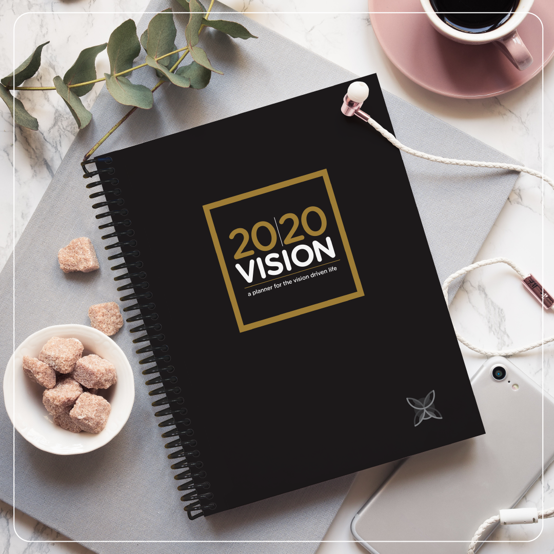 2020 VISION Journal (black cover)