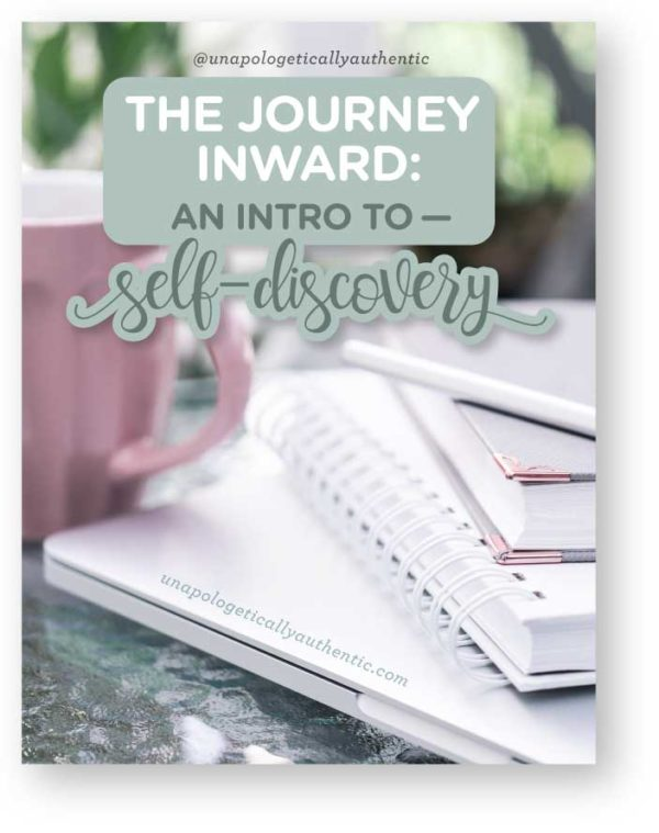 The Journey Inward: An Intro to Self-Discovery Ebook